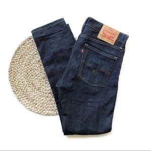 Levi's Men's 31/30 Dark Wash 510 Skinny Jeans